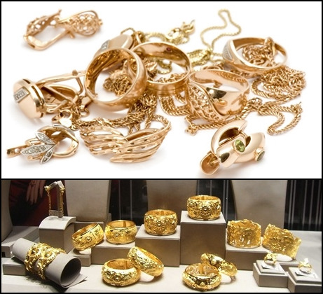 Savvy Shopper's Guide to Buying Gold Jewelry